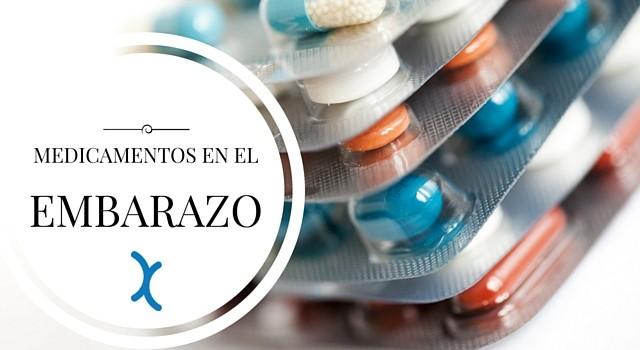 medicamentos en el embarazo