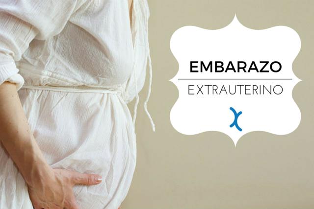 Embarazo extrauterino sintomas