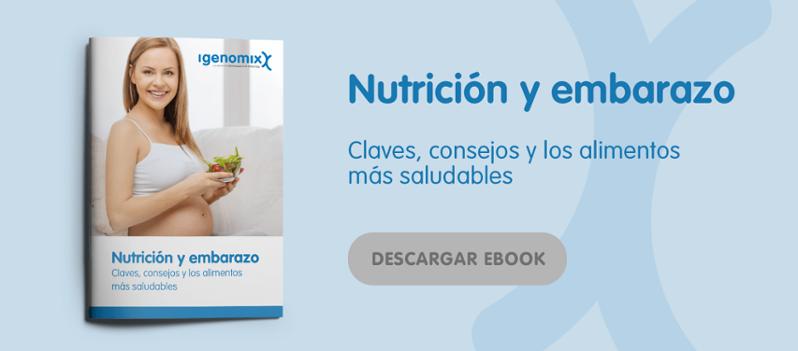 Nutrición y embarazo - POST