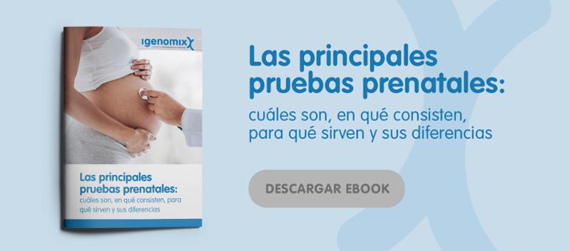 Las principales pruebas prenatales - POST