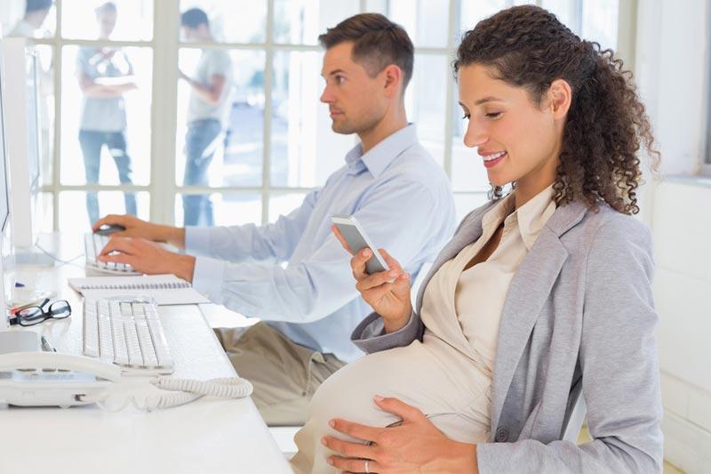 embarazo-y-trabajo