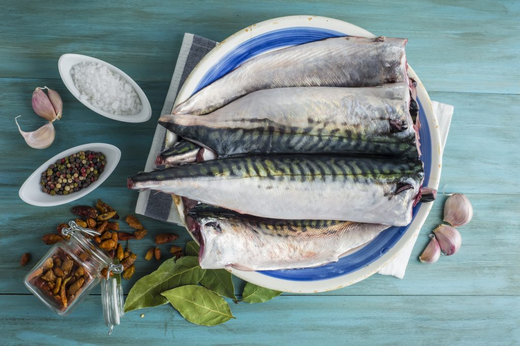 pescado azul en el embarazo