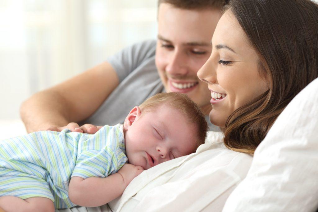 papeleo recién nacido