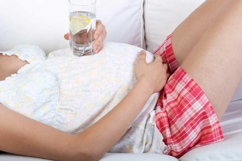 infusiones para embarazadas